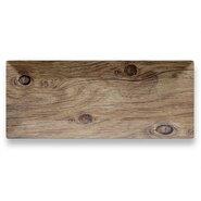 Photoreal Wood Long Serving Tray