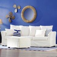 Ellington Sofa with Ottoman