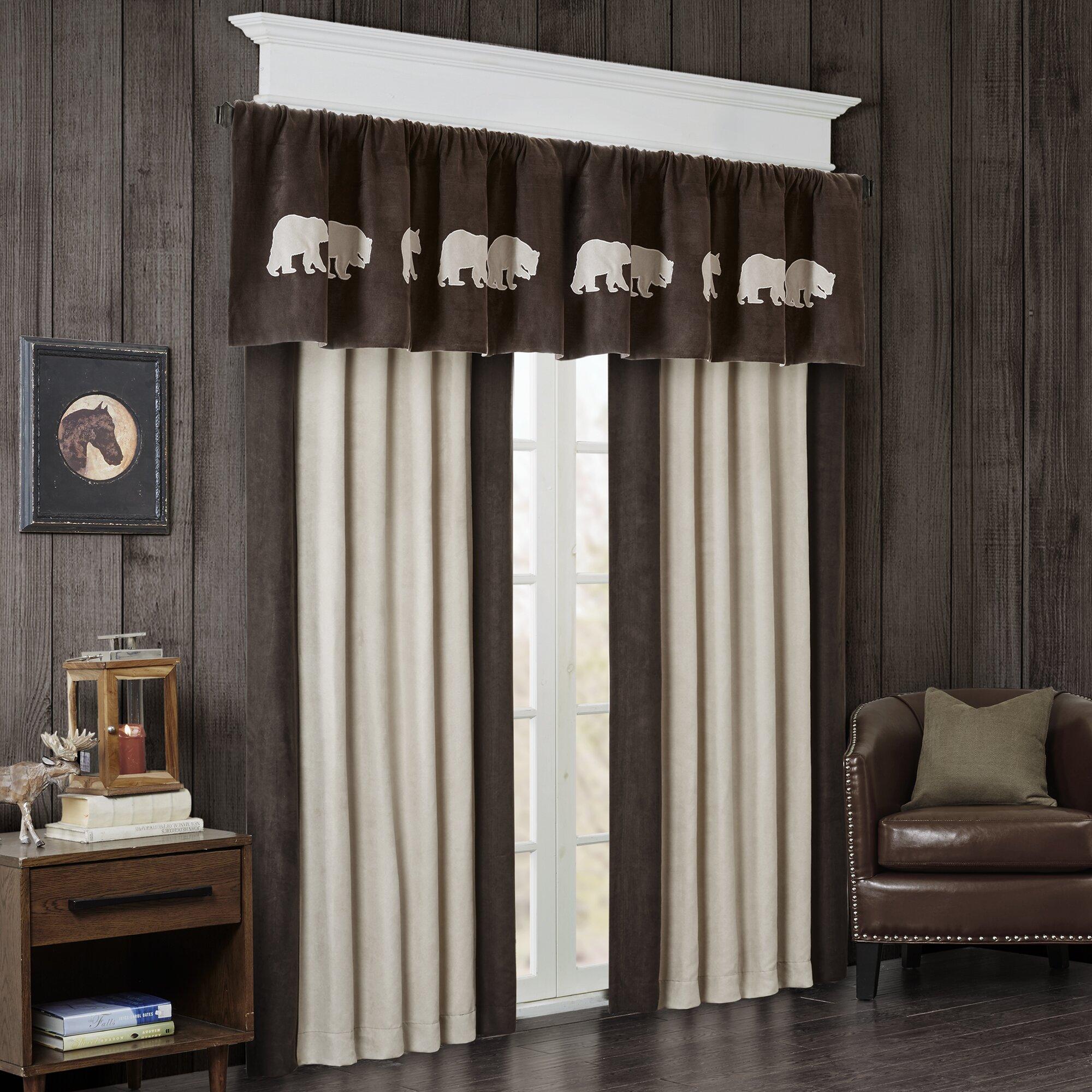 Woolrich curtains