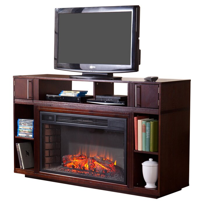 delaney 48 tv stand with fireplace  74773