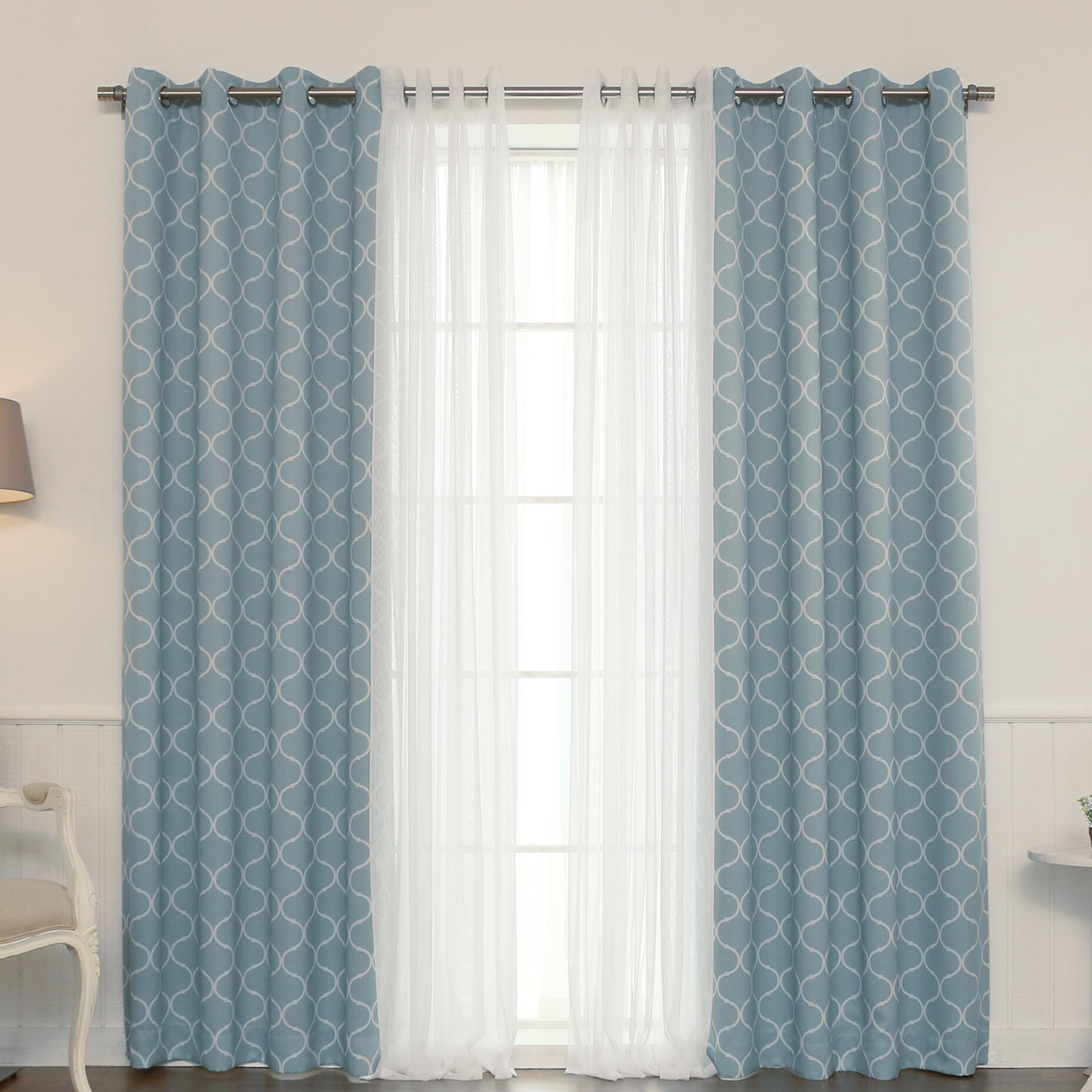 Best home fashion curtains 12