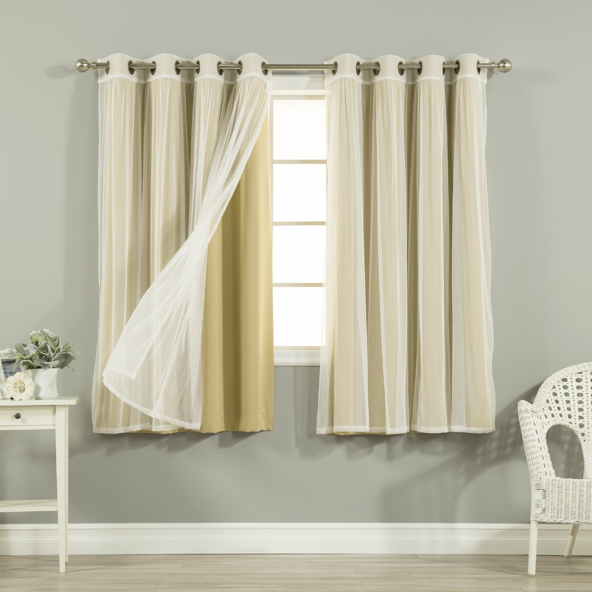 Best home fashion curtains 46