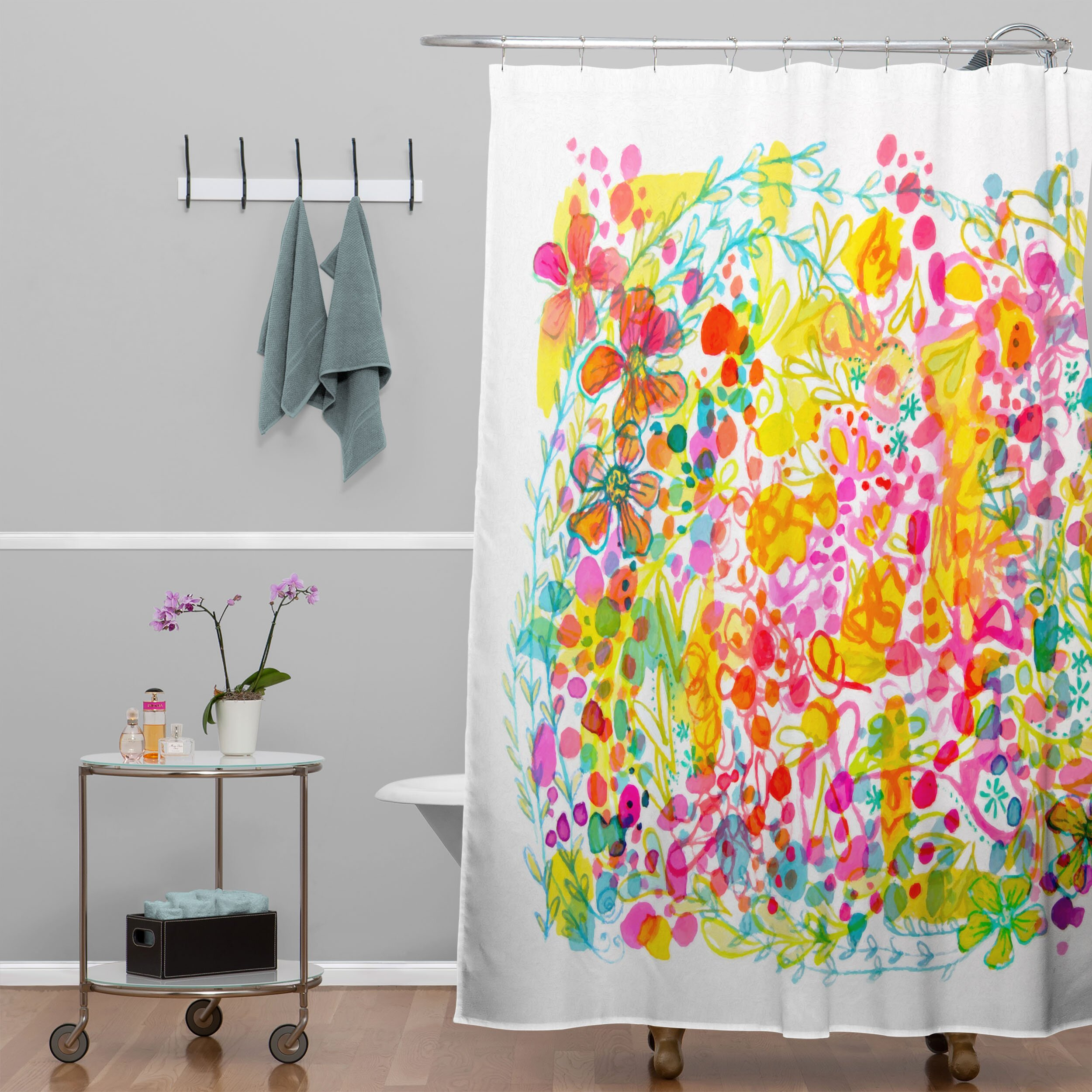 Better homes and garden shower curtain 2