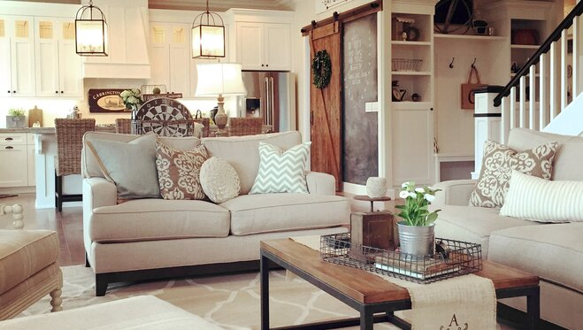 The Ultimate Guide to Farmhouse Style | Wayfair
