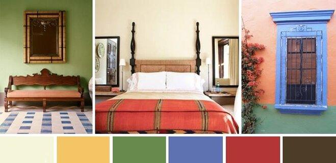 Mexican Interior Design Bedroom: Modern Mexican Design Tips