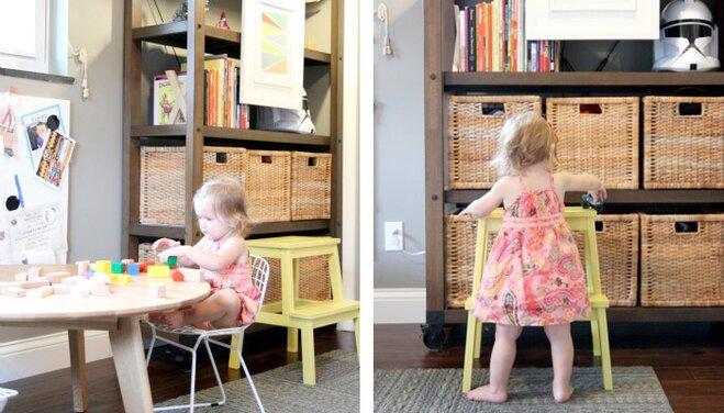 How To Organize Kids Bookshelves Wayfair