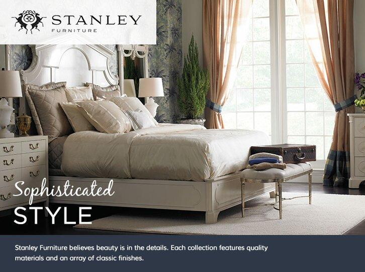 Discontinued Stanley Preface Bedroom Furniture - Best Bedroom