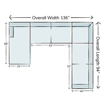 How To Measure For A Sectional Sofa Wayfair