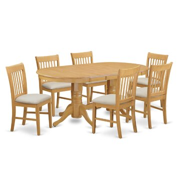 Dining table sets birch lane - Birch kitchen table ...