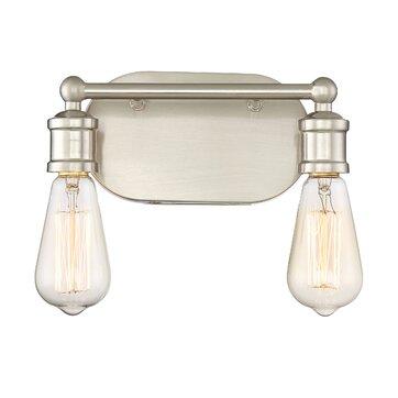 Agave 2 Light Vanity Light