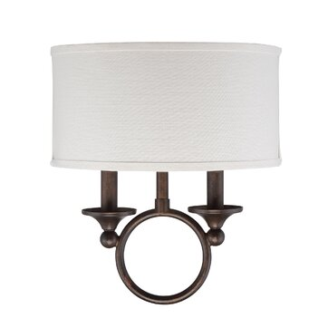 Olympia 2 Light Wall Sconce