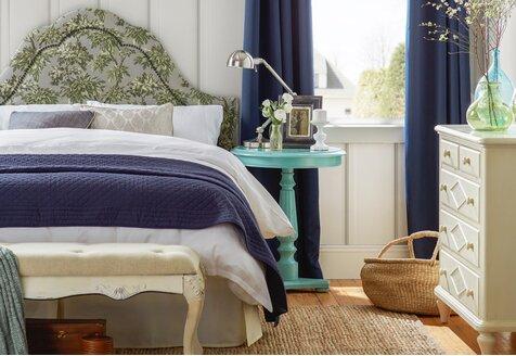 Now Trending: Tropical Bedroom