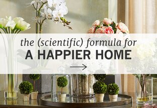 The Formula for a Happier Home