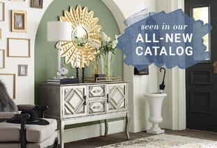 A Fresh Foyer, for Less