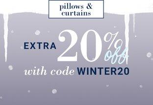 Pillow & Curtain Blowout