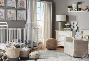 A Peaceful Nursery