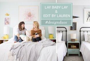 Lay Baby Lay & Edit by Lauren