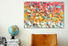Kitchen art a place for everything mid century inspired kitchen - Lighting Blowout Sale Allmodern