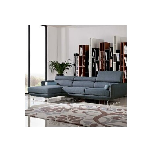 VIG Furniture Divani Casa Sectional  AllModern