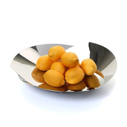 Alessi abi alice resonance fruit bowl reviews allmodern - Alessi fruit bowl ...