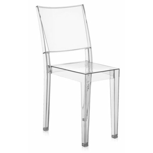 Kartell la marie side chair reviews allmodern - Chaise transparente kartell ...