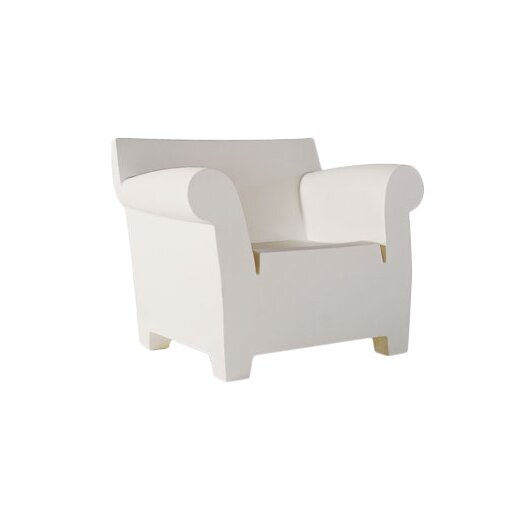 kartell bubble club arm chair reviews allmodern. Black Bedroom Furniture Sets. Home Design Ideas