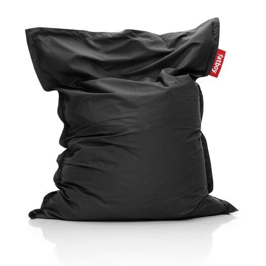 fatboy original outdoor bean bag lounger reviews allmodern. Black Bedroom Furniture Sets. Home Design Ideas