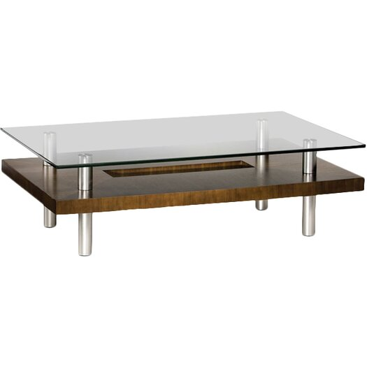 Bdi Usa Hokkaido Rectangular Coffee Table Reviews Allmodern