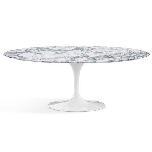 Knoll saarinen 96 oval dining table reviews allmodern - Oval saarinen dining table ...