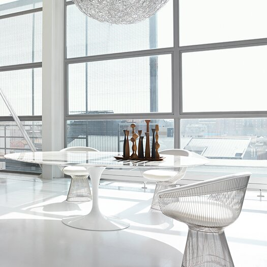 Knoll International Saarinen Esstisch Oval