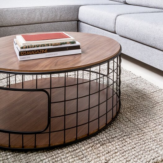 Gus Modern Wireframe Coffee Table Reviews Allmodern