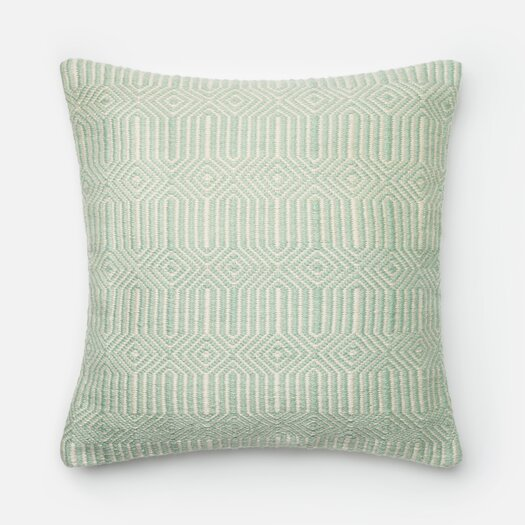 Loloi rugs throw pillow reviews allmodern for Loloi pillows