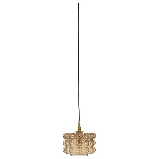 Jamie young company cici 1 light mini pendant allmodern for Jamie young lighting pendant