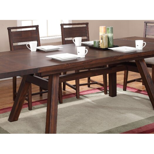 Modus portland extendable dining table reviews allmodern