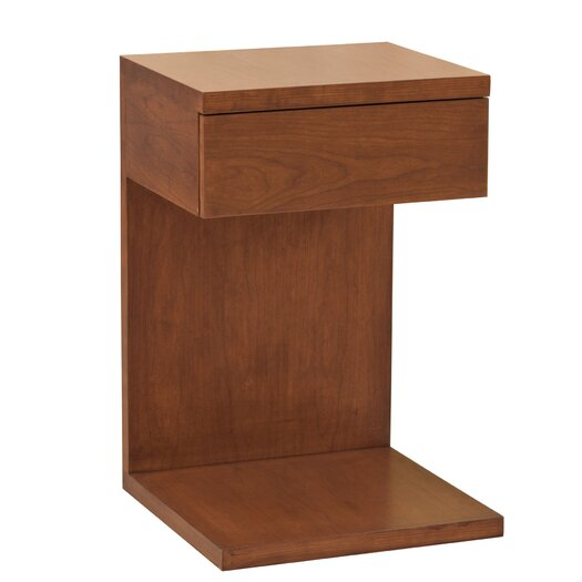 Urbangreen thompson end table reviews allmodern for Furniture 2 day shipping
