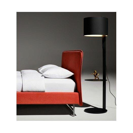 blu dot note 66 7 led floor lamp reviews allmodern. Black Bedroom Furniture Sets. Home Design Ideas
