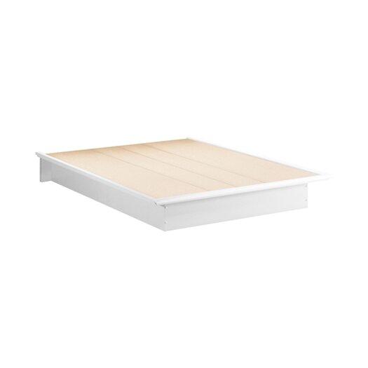 South Shore Newbury Storage Platform Bed