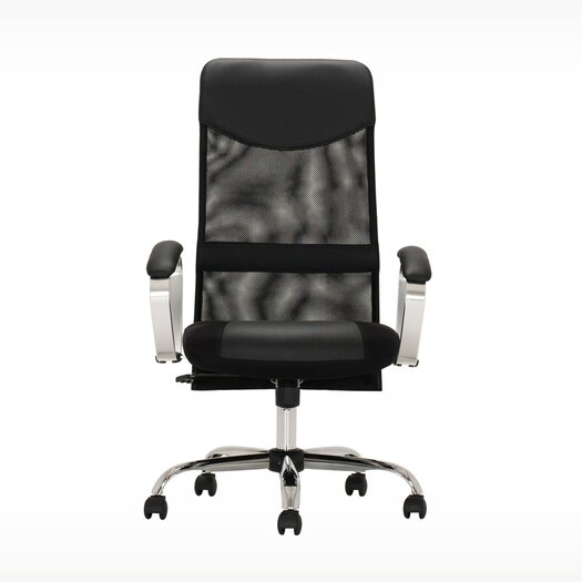 eq3 lotus mesh desk chair reviews allmodern