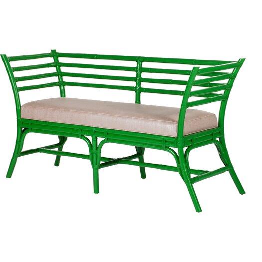 Foyer Furniture Sydney : David francis furniture sydney rattan bench allmodern