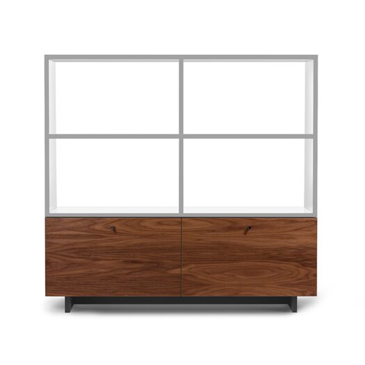 spot on square roh 42 quot cube unit bookcase allmodern