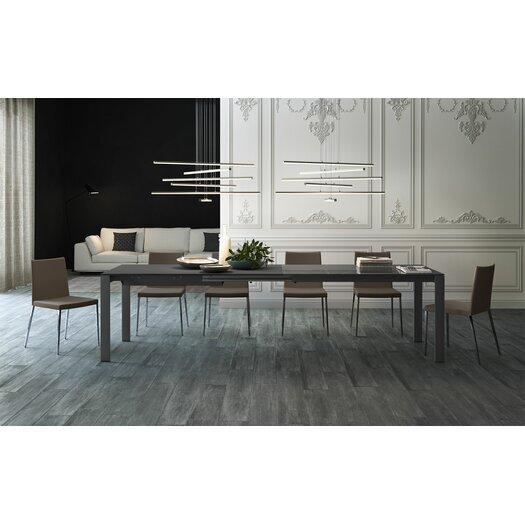 modloft napoli dining table allmodern. Black Bedroom Furniture Sets. Home Design Ideas