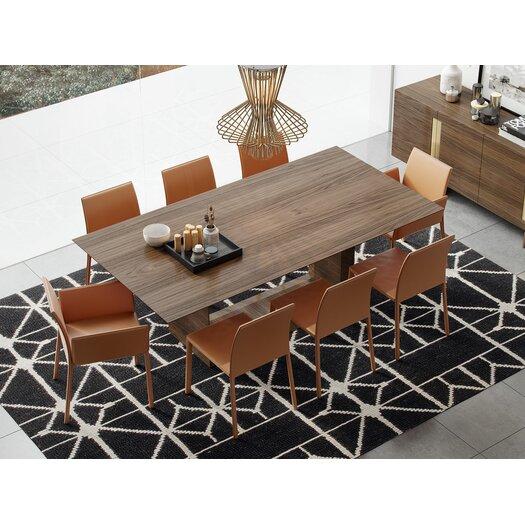 modloft greenwich dining table allmodern. Black Bedroom Furniture Sets. Home Design Ideas