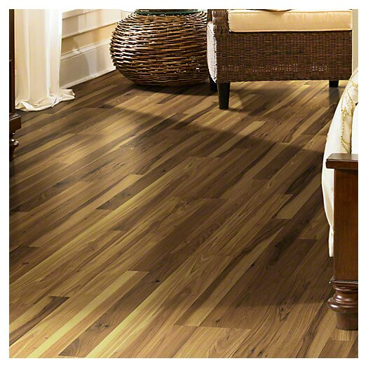 Shaw Floors Fairfax Hickory Laminate In Belle Haven