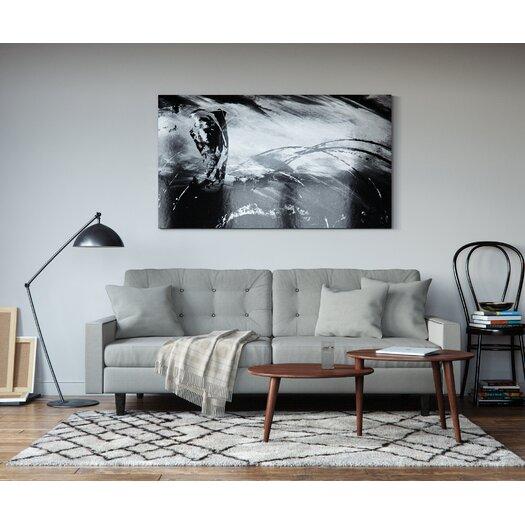 Allmodern Custom Upholstery Harper Sofa Amp Reviews Allmodern