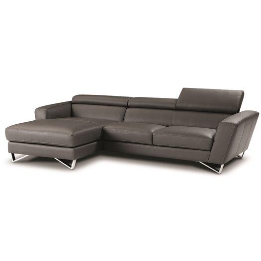 J M Furniture Sparta Sectional Reviews Allmodern