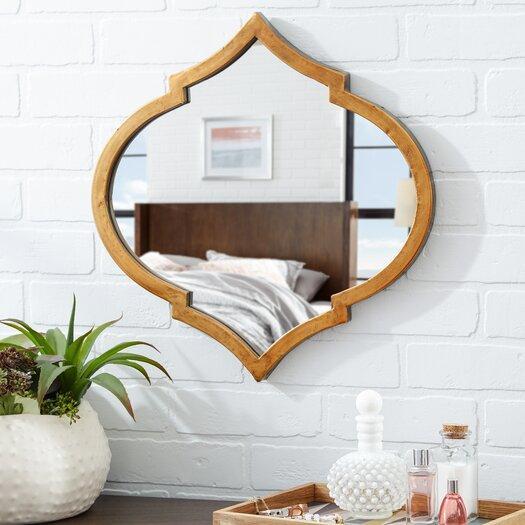 Mercury Row Ogee Wall Mirror Amp Reviews Allmodern