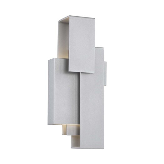 All Modern Wall Sconces : Modern Forms Escher 1 Light Wall Sconce & Reviews AllModern