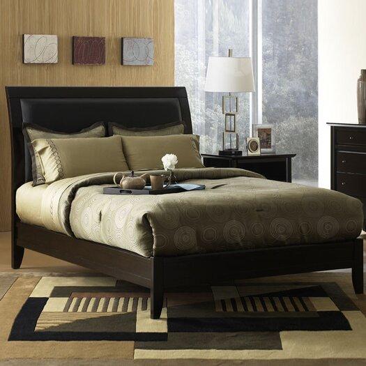 Loon Peak Hudson Upholstered Platform Bed Reviews Allmodern
