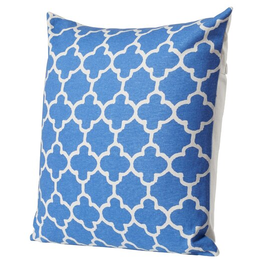Throw Pillow Gallery : Varick Gallery Arbogast Print Cotton Throw Pillow & Reviews AllModern