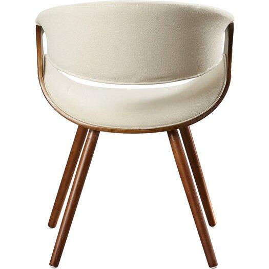Langley Street Corsica Curvo Arm Chair Amp Reviews Allmodern
